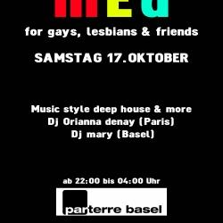 m E d Party