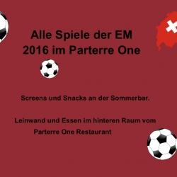 EM16 Parterre One
