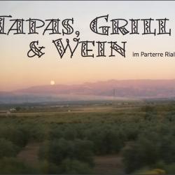 Tapas, Grill & Wein